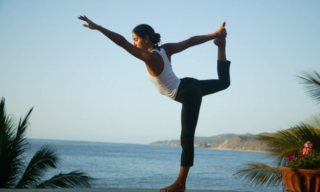 Yoga on your travels!