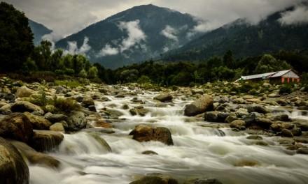 Kashmir – The Journey Begins