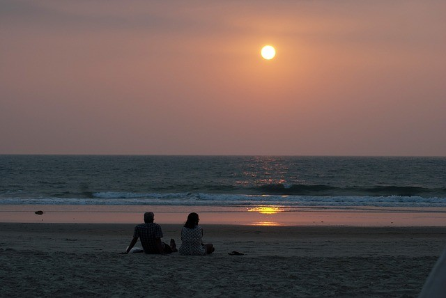 The Busy North and the Relaxing South: Goa