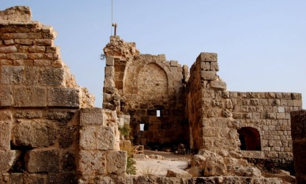 Ajloun Castle – Arab base in North Jordan