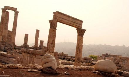 Amman Citadel and Roman Theatre