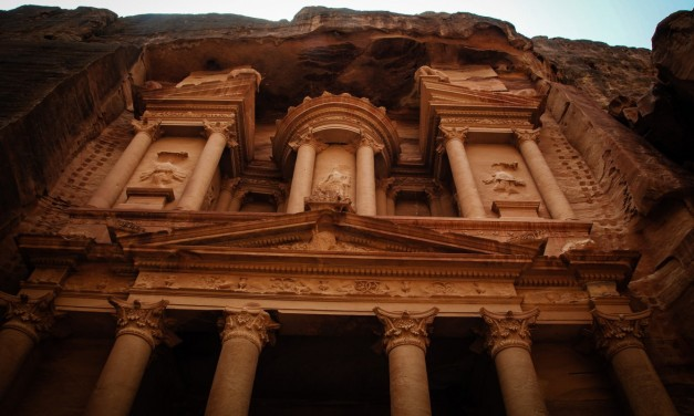 Petra – Half As Old As Time