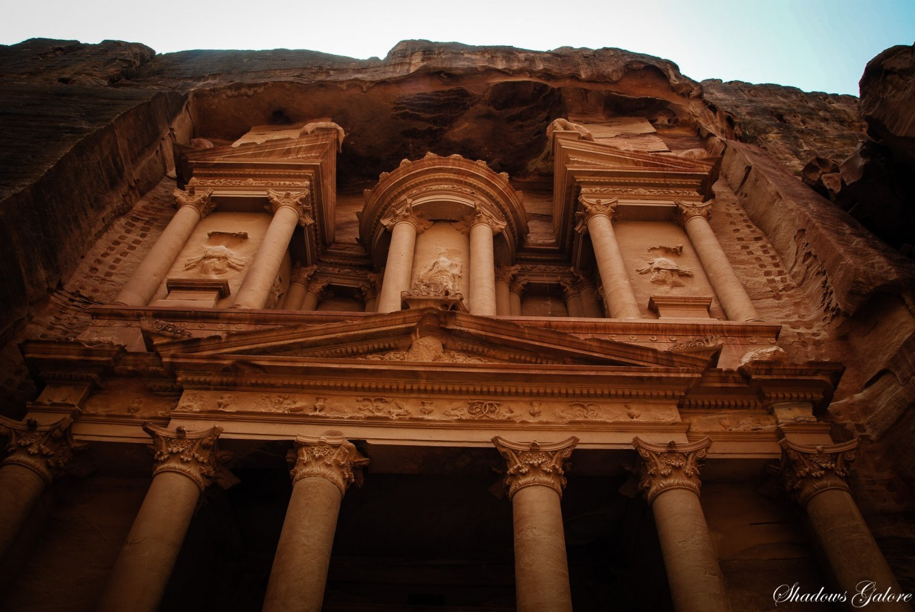 Petra - Half As Old As Time 1