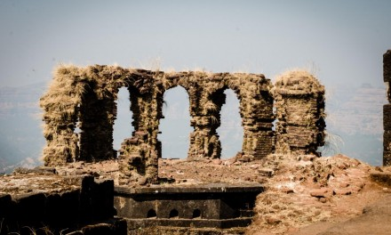 A Drive To Raigad Fort