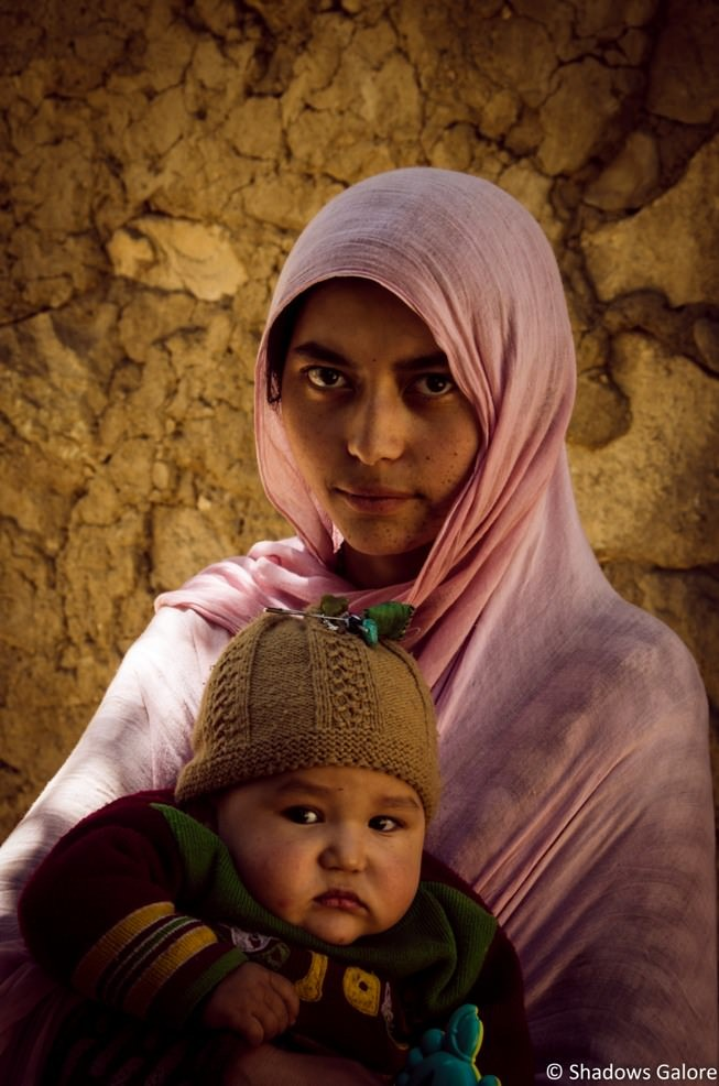 Apati Mother and child