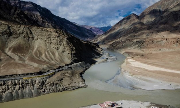 A Day Excursion To The West Of Leh