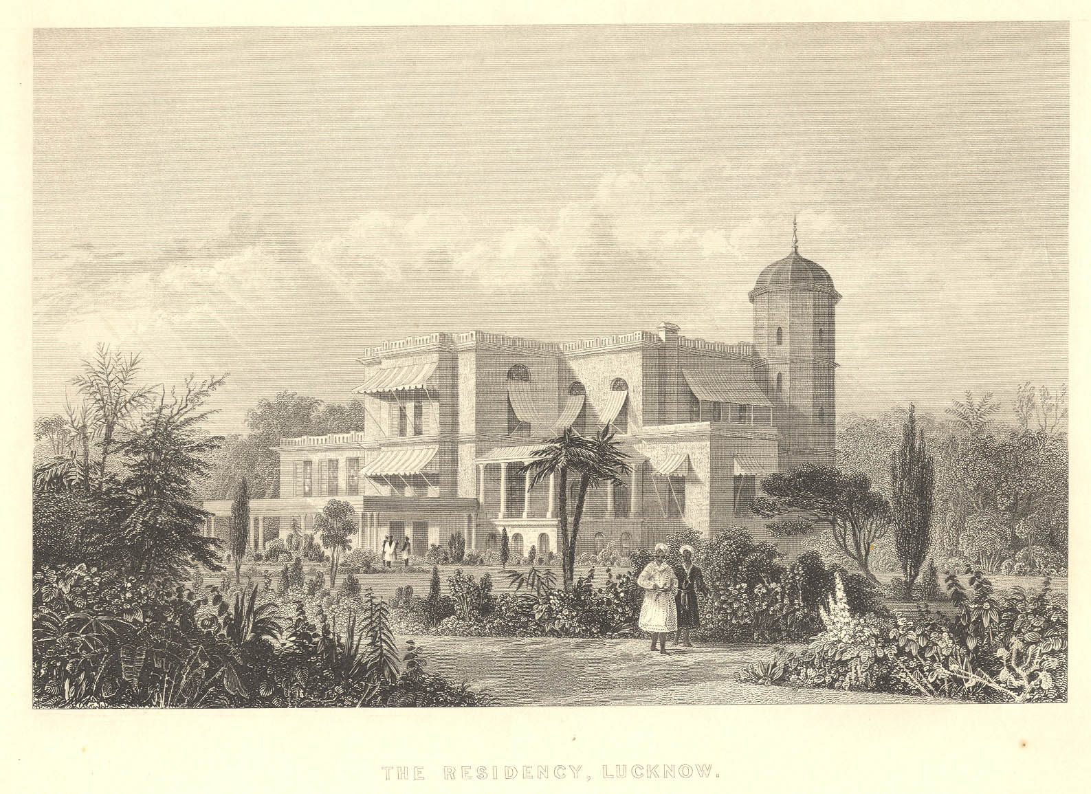 Lucknow_Residency_Before_rebellion