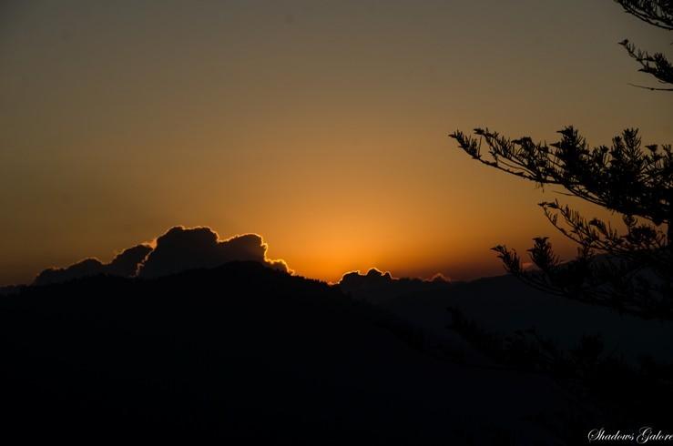 Darjeeling-Sunset