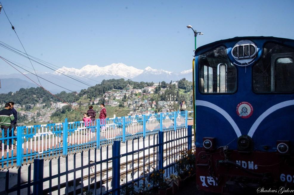 Darjeeling-Railway