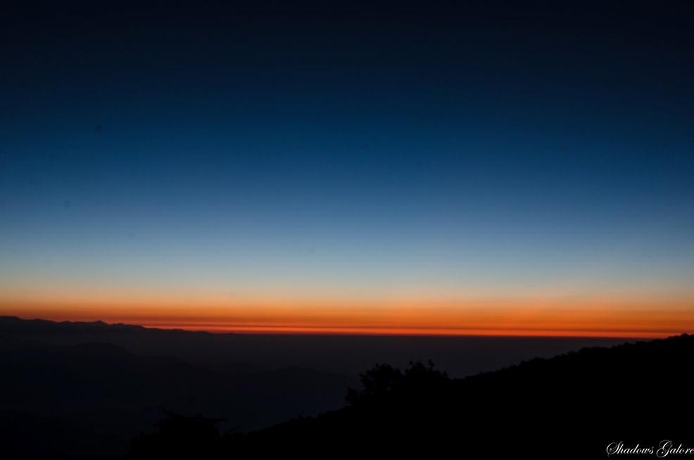 Darjeeling Tiger Hill Morning