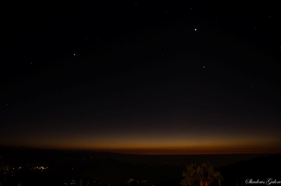 Darjeeling-Tiger Hill Stars