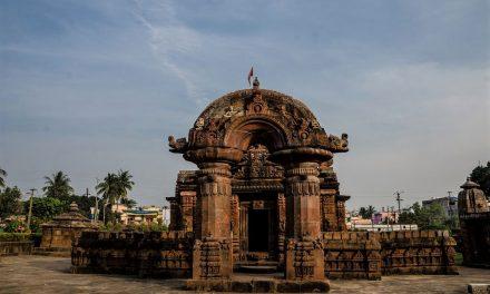 Mukteswara Temple – A Little Gem of Odisha
