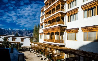 Experiencing Luxury At The Grand Dragon Ladakh