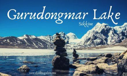 Gurudongmar Lake – Magic At 17800 ft