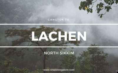 A Road Trip From Gangtok To Lachen